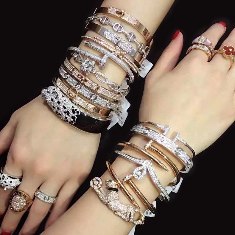 Custom made luxury jewelry
