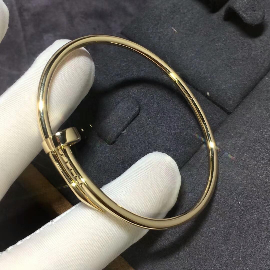 18K Gold Juste un Clou Bracelet B6048217
